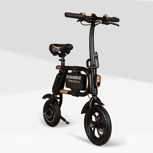 Elscooter & elsparkcykel