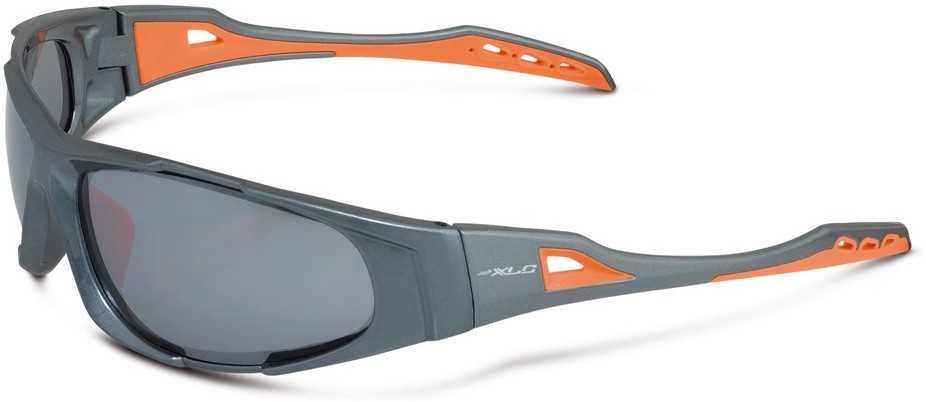 Cykelbriller XLC Sålwesi SG-C10 grå/orange | Glasses