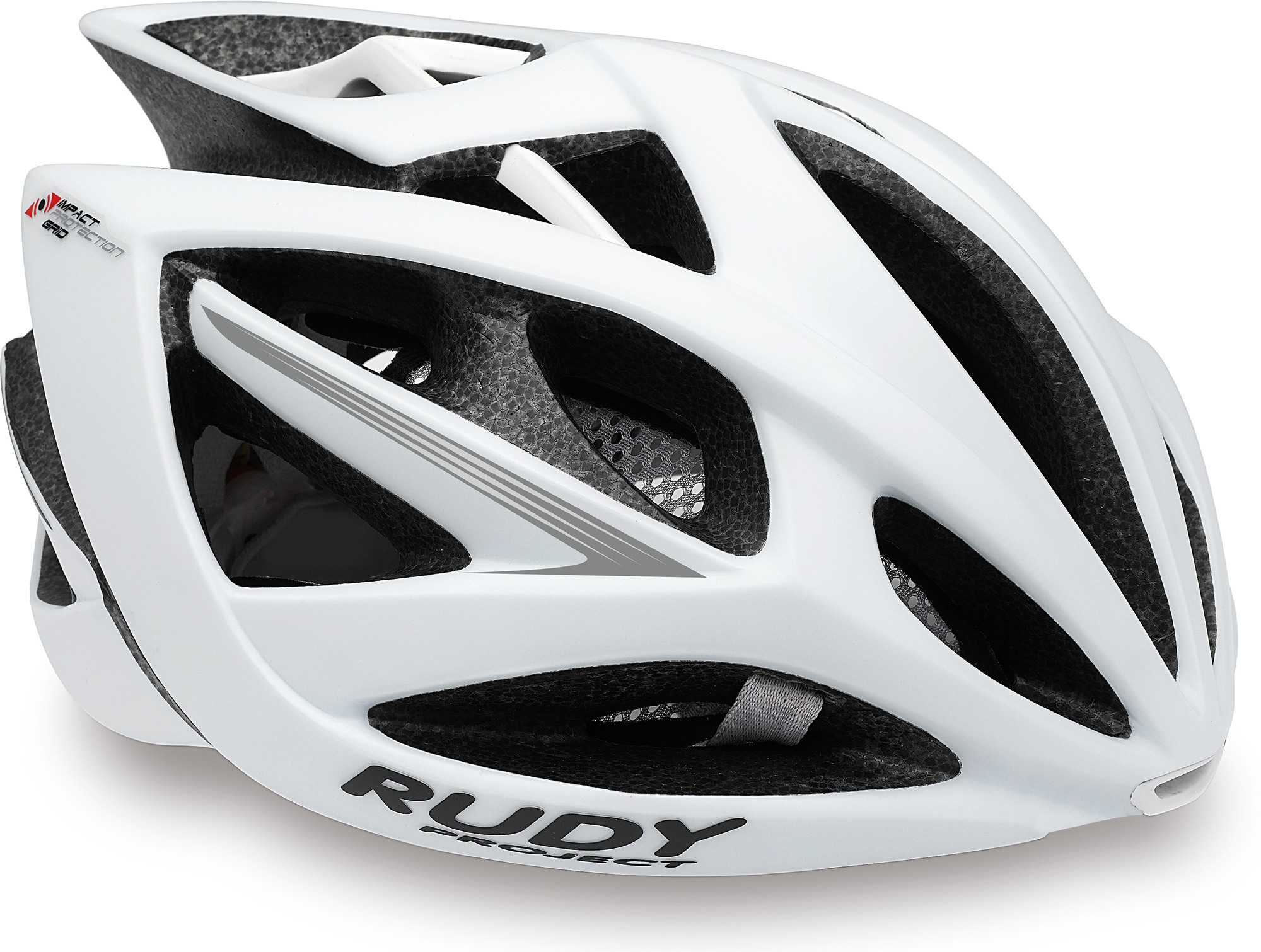 Hjelm Rudy Project Airstorm mat hvid | Hjelme