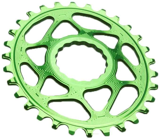FRONT KLINGE ABSOLUTEBLACK OVAL NARROW-WIDE BOOST 148 RACE FACE CINCH 30T RØD   chainrings_component