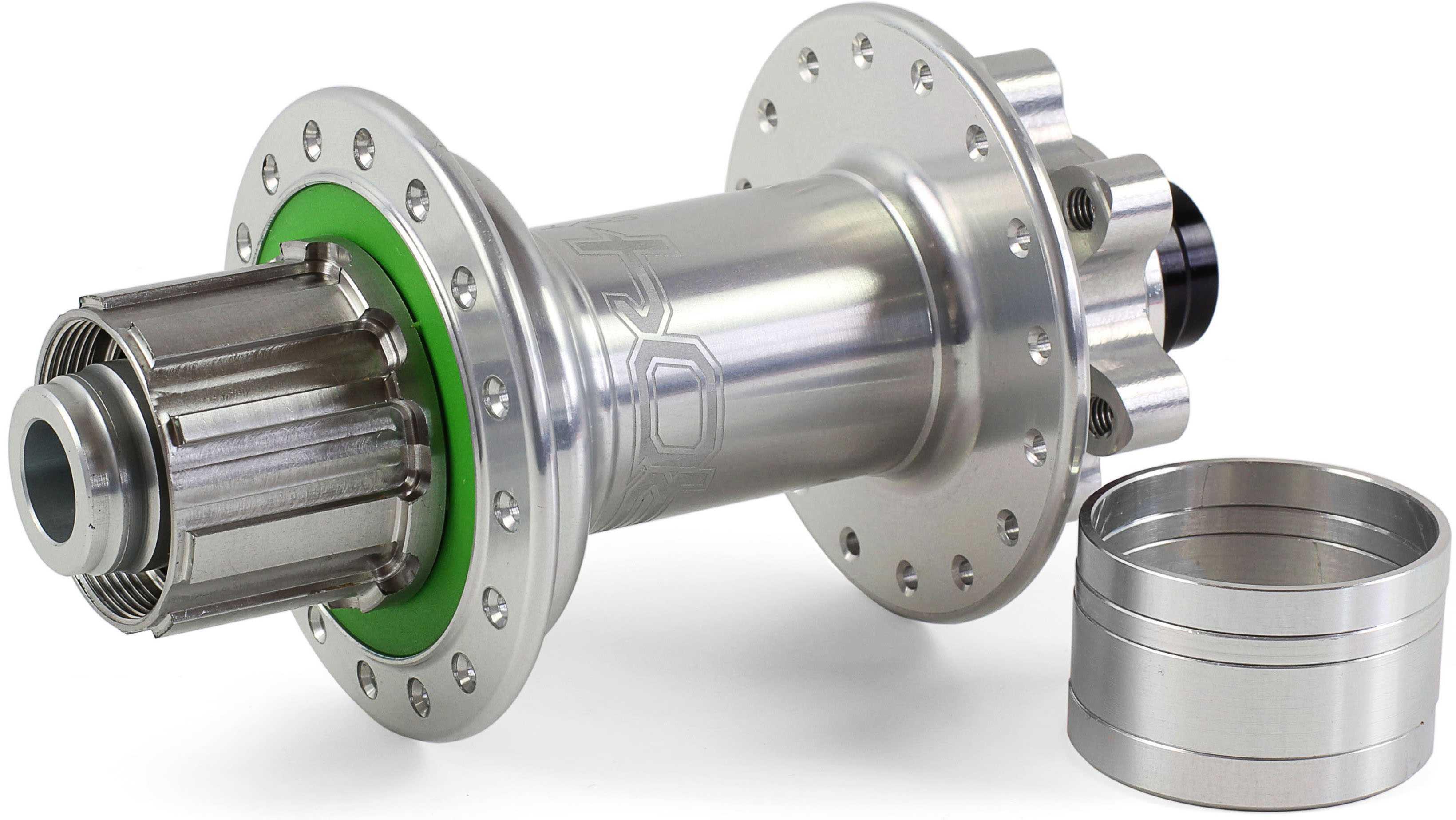 Bagnav Hope Pro 4 Trial/Single Speed IS 32H 12 x 135 mm Shimano/SRAM stål silver | Hubs
