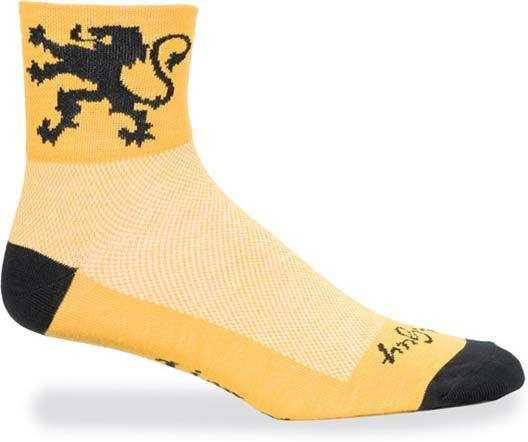 Strømper Sockguy Double Knit Mesh Lion Of Flanders   Socks