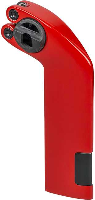 Sadelstolpe Trek Madone SLR 25 mm offset 160 mm röd   Seat posts