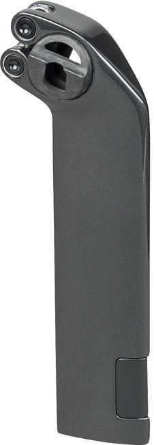 Sadelstolpe Trek Madone SLR 5 mm offset 205 mm svart   Seat posts