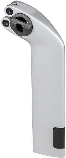 Sadelstolpe Trek Madone SLR 25 mm offset 205 mm grå   Seat posts