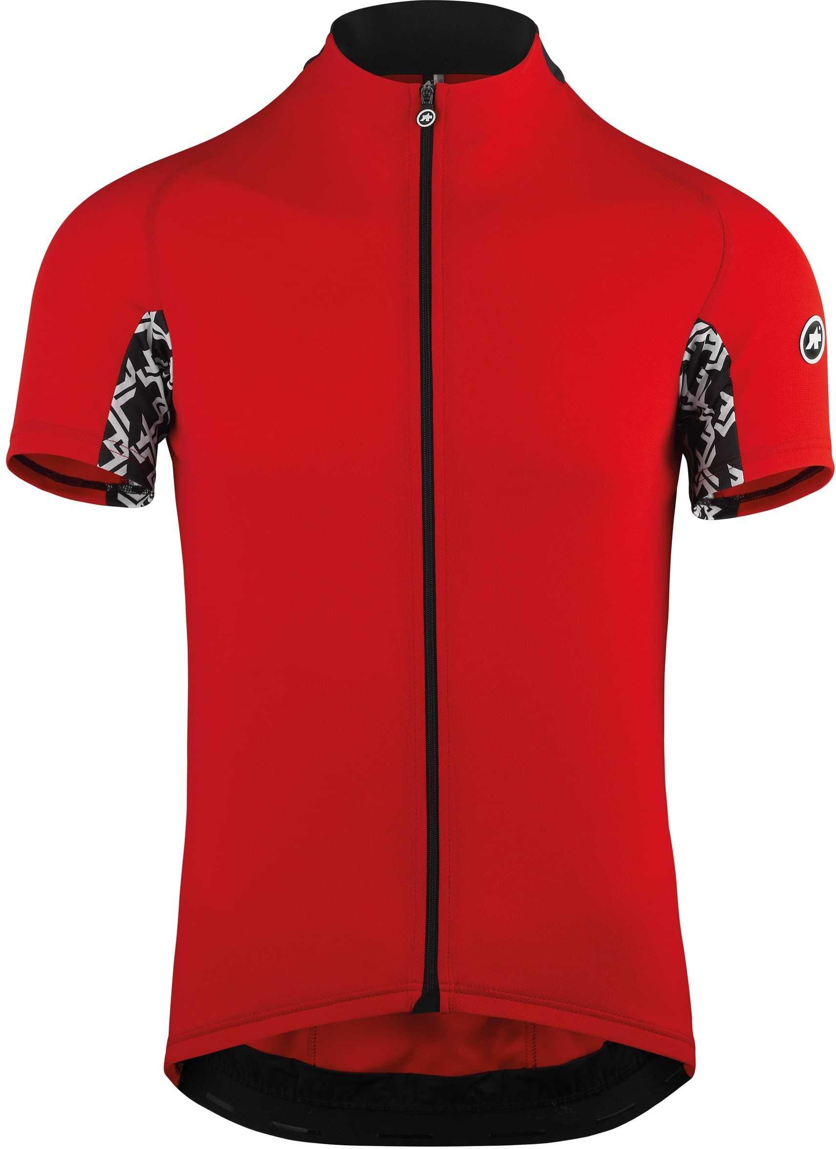 Assos Mille GT Short Sleeve Jersey - Cykeltrøje - Sort   Trøjer