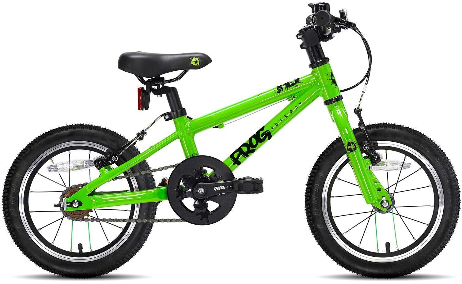 Frog 40 grön | City-cykler