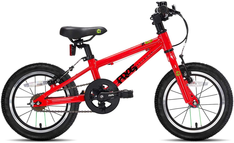 Frog 40 röd | City-cykler