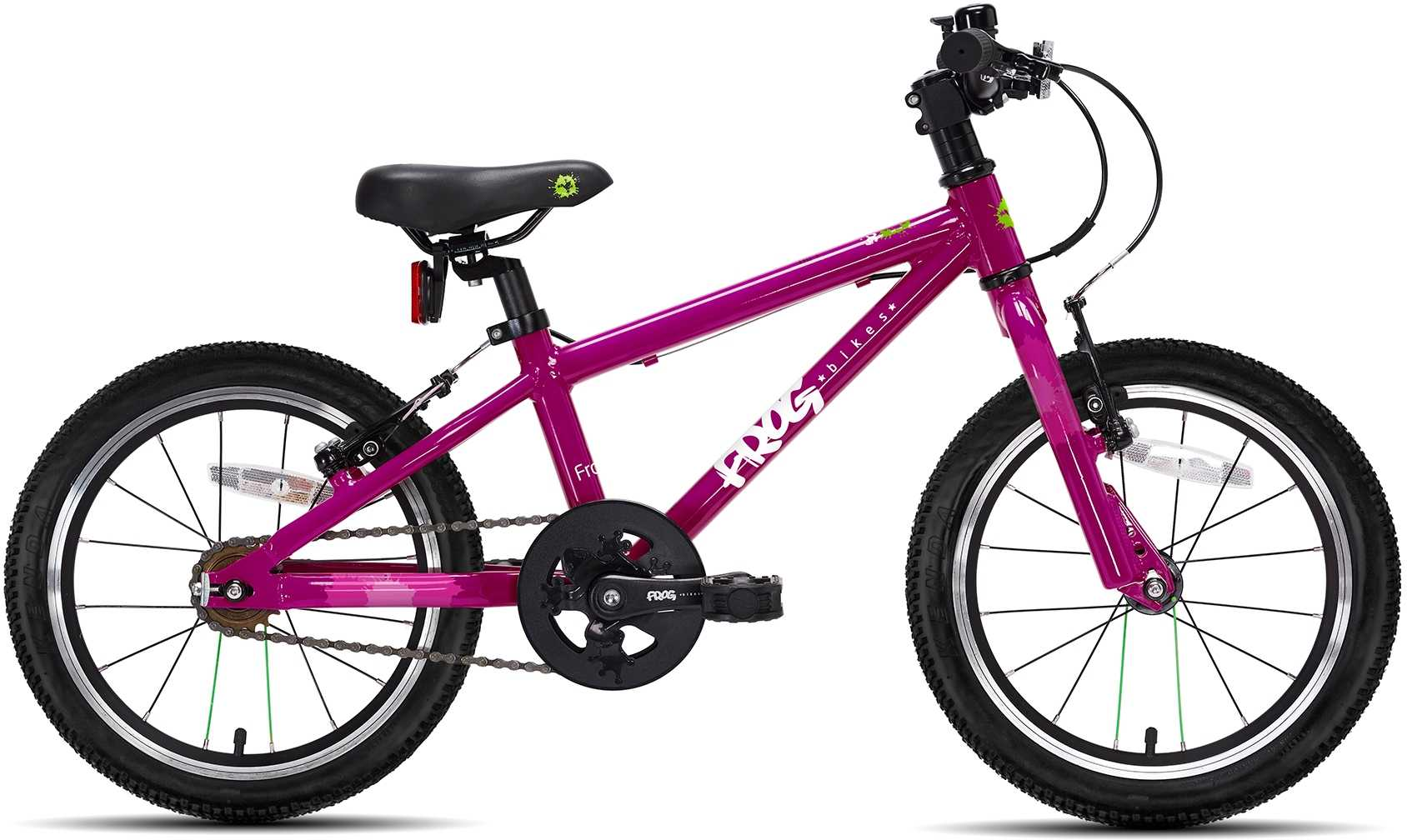 Frog 48 rosa | City-cykler