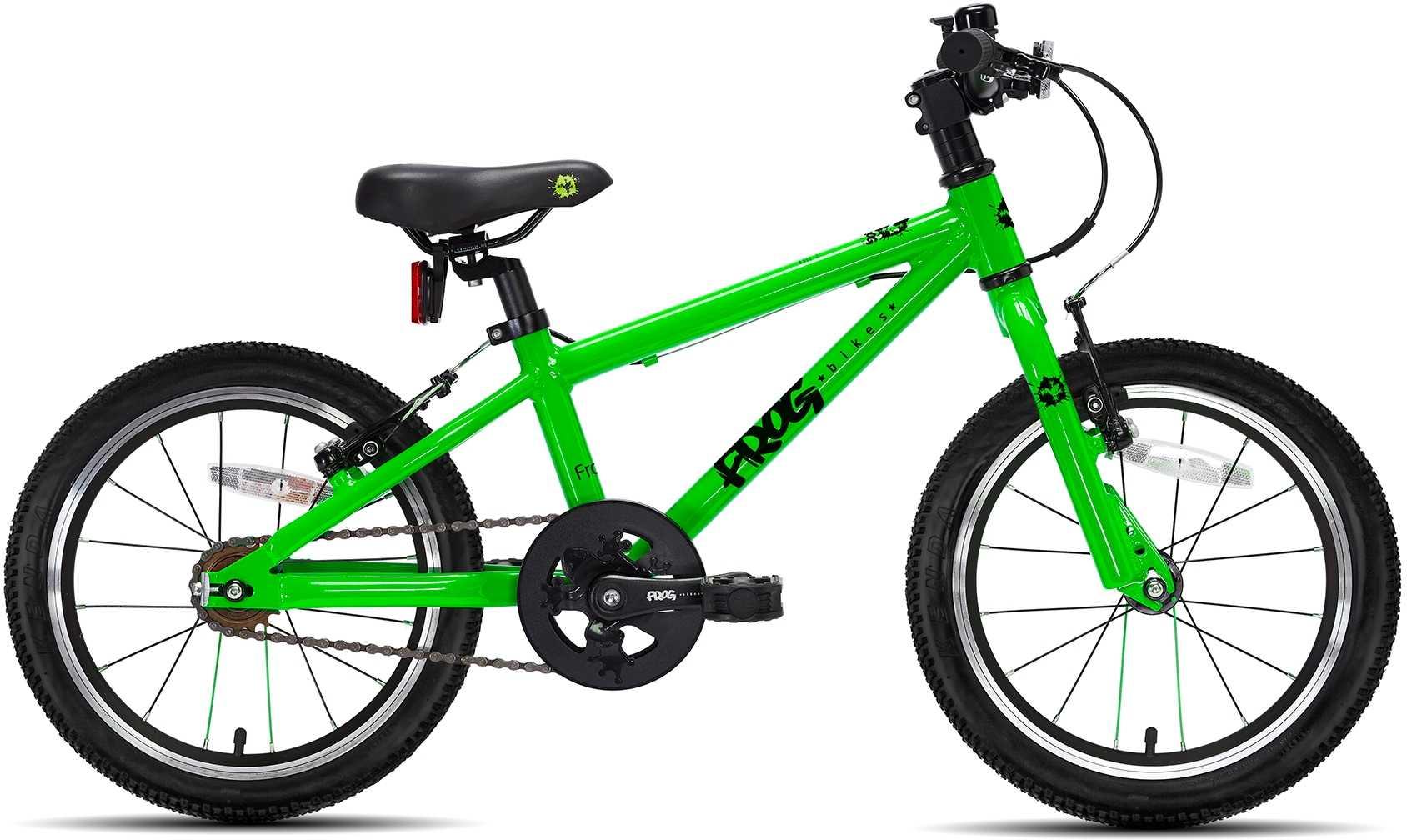 Frog 48 grön | City-cykler
