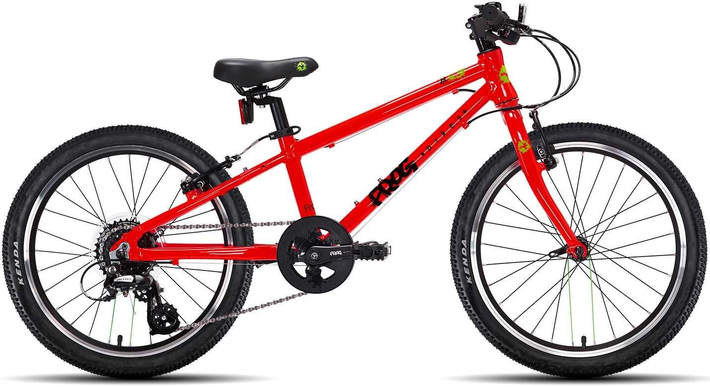 Frog 52 röd | City-cykler