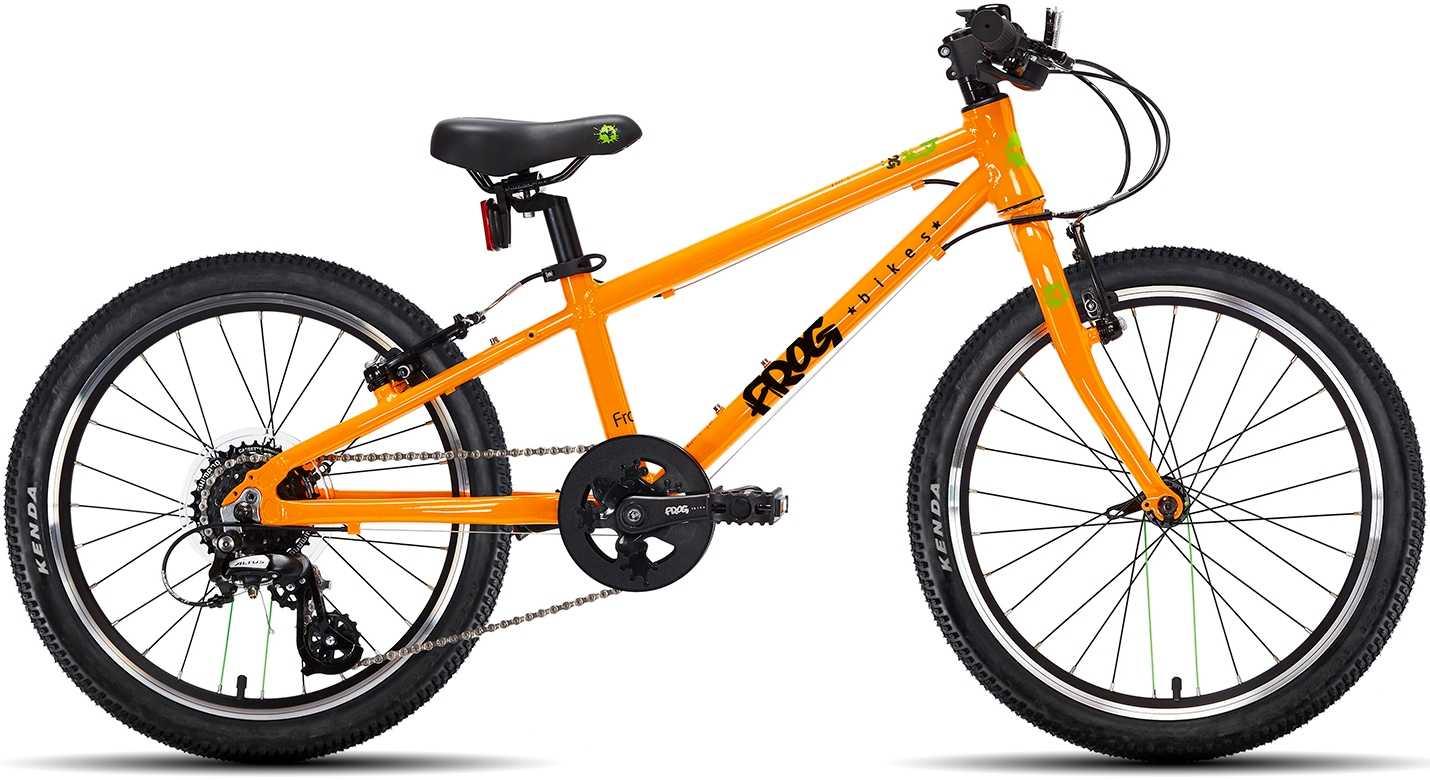 Frog 52 orange | City-cykler