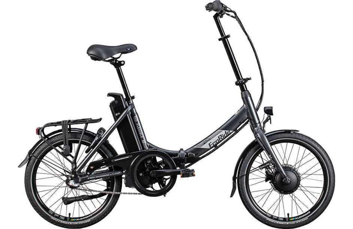 Ecoride Flexible 20 3 växlad grå