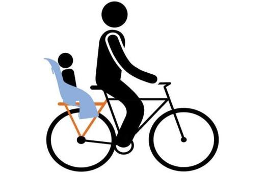 Snabb och enkel montering av cykelbarnstolen bak på cykeln. Passar pakethållare med ett EasyFit Window, eller pakethållare med Thule Yepp Maxi EasyFit Adapter (säljs separat)