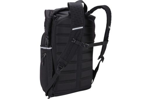 EVA-vadderad ryggpanel med luftkanaler och axelremmar som andas ger maximal komfort och ventilation