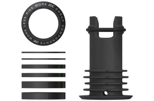 black 1C0414BLK OneUp Components EDC top cap
