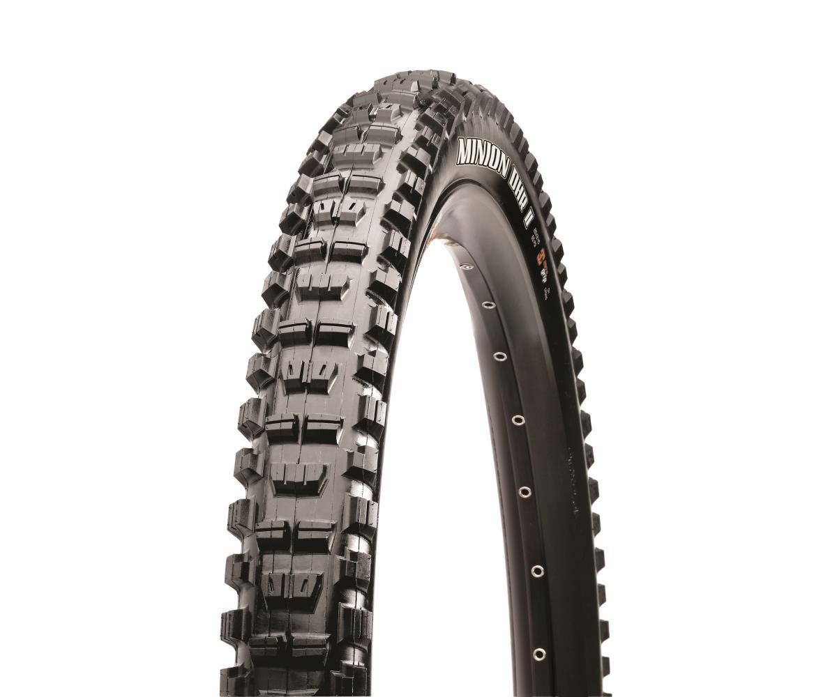 "29x2.4/"" DC//EXO//TR//WT Skinwall Maxxis Minion DHR 2 Tire"