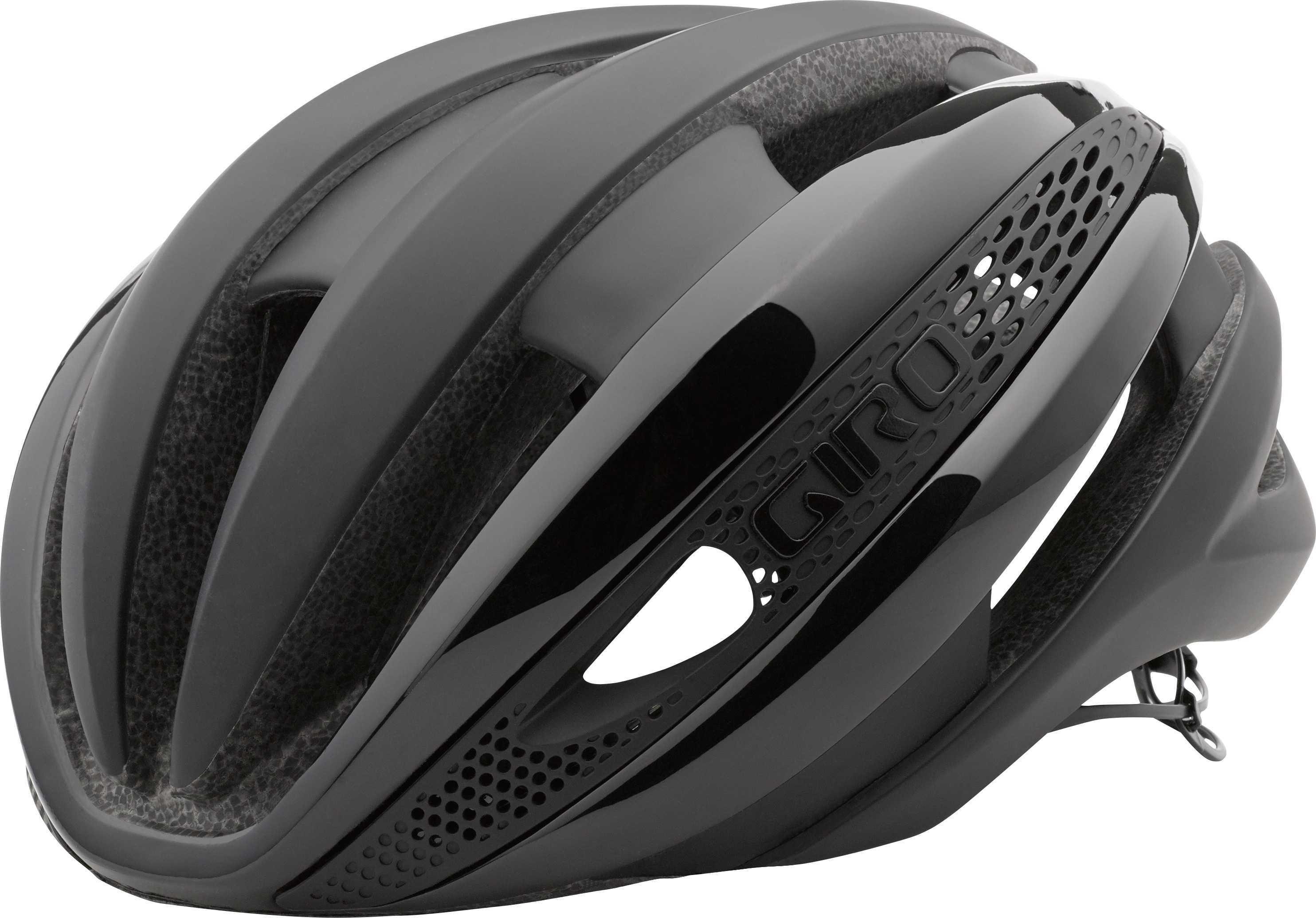 Hjelm Giro Synthe MIPS mat sort | Helmets