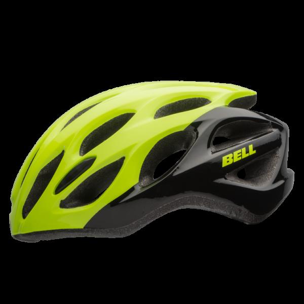 Hjelm Bell Draft MIPS gul/sort | Helmets