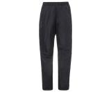 Regnbyxa Vaude Women's Fluid Full-Zip Pants svarta
