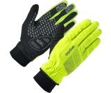 Handskar GripGrab Ride Windproof Winter Hi-Vis Gul