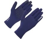 Handskar GripGrab Waterproof Knitted Thermal Navy