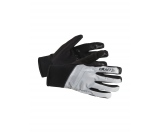 Handskar Craft Shelter Glove Reflective svart/silver