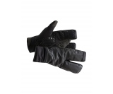 Handskar Craft Siberian Glow Split Finger Glove svart