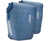 Packväskor Thule Shield Pannier Par 2x 25L Blå