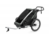 Cykelvagn Thule Chariot Lite 1 Agave Grå