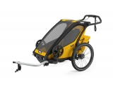 Cykelvagn Thule Chariot Sport 1 Yellow