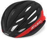 Cykelhjälm Giro Syntax MIPS matt svart/röd