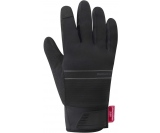 Handskar Shimano Windstopper Insulated svart