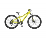 Barncykel Scott Scale 24 Disc gul