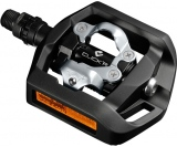 Pedaler Shimano PD-T421 Click'R inkl. pedalklossar
