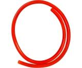 Slang USWE silikon 1 m röd