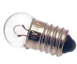 Glödlampa 6Volt/0.6Watt E10 Sockel