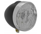 Framlampa OXC UltraTorch Retro 3 led svart