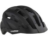 Cykelhjälm Lazer Compact DLX matt svart