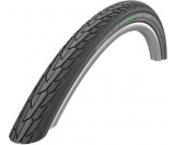 DÄCK SCHWALBE ROAD CRUISER K-GUARD GREEN COMPOUND 32-622 28X125 SVART