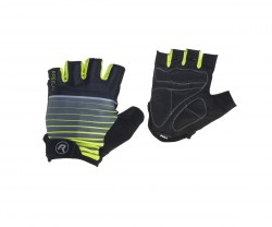Handske Rogelli Hero Black/Yellow