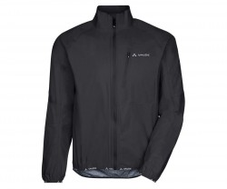 Regnjacka Vaude Men's Drop Jacket III svart