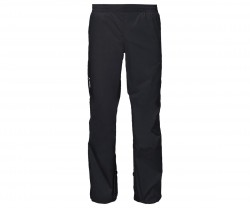 Regnbyxa Vaude Men's Drop Pants II svarta