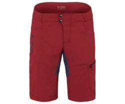 Baggy Shorts Vaude Men's Tamaro Shorts röda