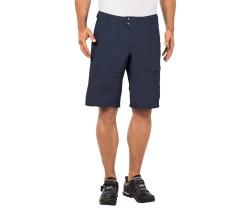 Baggy Shorts Vaude Men's Tamaro Shorts blå/grå