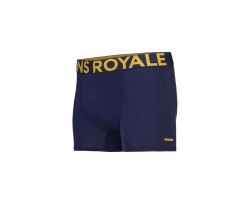 Boxer Mons Royale Mens Hold 'em Shorty Boxer Navy