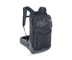 Ryggsäck Evoc Trail Pro 10 l svart/grå S/M