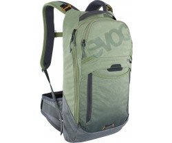 Ryggsäck Evoc Trail Pro 10 l grön/grå S/M
