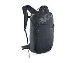 Ryggsäck Evoc Ride 8 + 2 l vätskebehållare svart