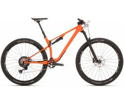 Superior XF 979 TR matt orange/svart